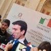 Il ministro Maurizio Martina ha voluto fortemente l'iniziativa. Ha dichiarato: «Mai come all'Expo abbiamo capito come il cibo è un grande fatto politico. E ora abbiamo un'occasione unica per raccontare di cosa è fatta l'Italia.Quando raccontiamo un piatto raccontiamo un territorio, un'azienda, una famiglia, una persona»