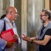 Dialogo tra Franco Pepe e Massimo Bottura