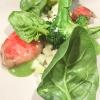 Broccolo, bergamotto e midollo di Antonia Klugmann