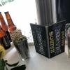 Birre firmate dal birrificio Gli Sbronzi di Reggio Calabria. Si spillavano Ipa e Saison al bergamotto