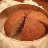 Pane col lievito madre, la premessa di un percorso che alternerà grandi classici a piatti di concezione molto recente
