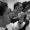 Degustazioni delle aziende vinicole in Sala Rosa