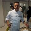 Luigi Salomone, sous chef del ristorante Marennà di Sorbo Serpico (Avellino), vincitore della terza edizione del premio Birra Moretti Grand Cru e per questo tra i relatori di Identità di birra 2014