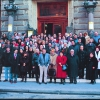 A souvenir photo from the congress in Paris in 1989