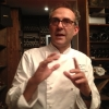 Massimo Bottura. Fifty years old last September, he is chef since 1986, the year of Trattoria del Campazzo in Nonantola. His first masters: Lidia Cristoni and Georges Cogny