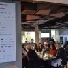 Il piano terra del ristorante di Identità Expo