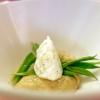 La nostra cena a La Subida negli scatti di Tanio Liotta. Ricotta salata su letto di polenta