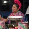 Abigail Mendoza, cuoca del ristorante Tlamanalli di Oaxaca in Messico