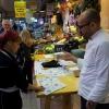 Costanzo al mercato Fusina