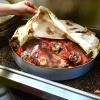 Da Klimataria, taverna attiva dal 1927, è possibile prenotare interessanti corsi di cucina greca tradizionale