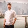 Paulo Airaudo, 34 anni, una stella Michelin al ristoranteAmelia di San Sebastian (da primavera 2020nella sede dell'Hotel Londres y de Inglaterra) e un'altra stella al ristoranteDa Terradi Londra (foto hk.asiatatler.com)