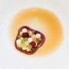 Autumn in New York, mele all'infinito nel piatto di Massimo Bottura (Osteria Francescana, Modena)