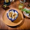 Cerdo pelón (maiale creolo messicano) e granomacinato fresco da Yaxunah