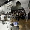 Lo chef catalano Ferran Adri� sul palco di Identit� Golose 2009