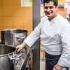 Alessandro Procopio del team Oldani, ristorante D'O di Cornaredo