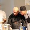 Claudio Sadler, cuoco protagonista di MF&WF (foto Ezio Zigliani)