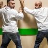 Misha Sukyas e Matteo Monti del ristorante Rebelor del Pont di Milano
