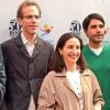A conferenza e interviste concluse, posano i 5 chef intervistati. Da sinistra verso destra Gaggan Anand, Dan Barber, Elena Arzak, Virgilio Martinez e Yannick Alléno