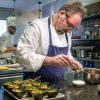 Paolo Lopriore, chef del ristorante Il Portico di Appiano Gentile (Como)
