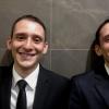 Andrea e Luca Garelli, gemelli, 30 anni, da 5 in Francescana (chi scrive si accorge solo alla fine che i ragazzi sono due e non uno)