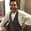 Secondi Riccardo Forapani, 27 anni, modenese di Cavezzo, in Francescana da 5 anni e mezzo
