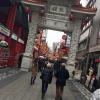 Nel centro di Kobe spunta anche una vivace Chinatown. Sono forti i legami commerciali tra la città giapponese e l'isola cinese (con ambizioni irredentiste) di Taiwan