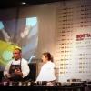 Jeremy Bearman e Kristy Del Coro, cuoco e nutrizionista di Rouge Tomate a New York