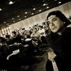 Gaston Acurio tra il pubblico in Sala Auditorium