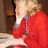 Lucy Gordan, giornalista statunitense da tempo stregata dall'Italia