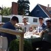 I ragazzi del Nordic Food Lab in relax