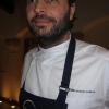Ugo Alciati, chef da Guido a Pollenzo, uno dei tre ristoranti stellati dei fratelli Alciati