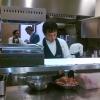 Sous chef Ecco lo staff. Cominciamo daYoji Tokuyoshi, 35 anni, giapponese, da 8 in Osteria Francescana. E' fresco reduce dal Postrivoro di Slow Fish