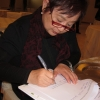 Yuko Suyama, giornalista giapponese da tempo trapiantata a Milano