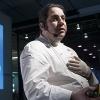 Gianluca Fusto, pasticcere milanese. Tornerà domani sul palco di Dossier Dessert, in Auditorium