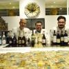Da sinistra: Andrea Provenzani, Angelo Sabatelli e Luciano Monosilio