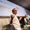 Massimo Bottura sul palco di Identità Milano 2013