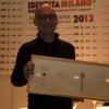 Davide Groppi, lecturer at the first edition of Identità di Sala, a format of Identità Milano 2013