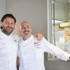 Con il vecchio amico Ugo Alciati