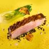 Un'alternativa al pollo è un altro piatto relativamente recente:Anatra in stile Tandoori (2014). E' arricchita dal cavolo cinese che prende consistenza e ravviva il suo colore immergendolo in acqua e ponendolo sottovuoto
