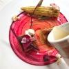 Lamb..Rusco Pop Corn & Barbabietola Antonio Sena – sous chef del ristorante Vun del Park Hyatt a Milano
