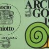 The Arcigolamembership card 1988