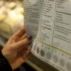 La lista ingredienti consigliata per realizzare uno dei 5 menu ideati dai 5 grandi chef