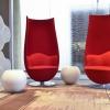 Il design degli interni era di Cappellini, azienda fondata nel 1946 (leggi qui)