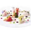 2011 – CARPACCIO E FANTASIA - Carpaccio di pescato del giorno abbinato a frutta ed erbe aromatiche