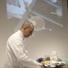 Identità di Pasta 2012: al lavoro anche il siciliano Pino Cuttaia (foto di Michele Bella)