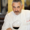Arcangelo Dandini, born in 1962, is chef and patron of L'Arcangelo in Rome, in the Prati neighbourhood. Tomorrow night he will take the place of the Cerea brothers at the Roma FOOD&WINE Festival and will bring his Pollo alla romana (Chicken alla Romana)
