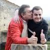 Dario Cecchini e Pawel Sacha