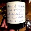 Rinaldo Di Stasio, per tutti Ronnie, produce vino nella Yarra Valley dal 1994. Le etichette le cura suo padre in maniera molto singolare: scrivendo l'originale a mano