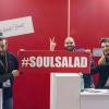 Soul Salad  Soul Salad, il programma radiofonico ideato e condotto dal giornalista e speaker radiofonico Francesco Seminara, coniuga eccellenze enogastronomiche, intrattenimento e soul music. Il programma è approdato a Identità Milano con una postazione esclusiva nella quale si sono svolte interviste agli chef, incontri con produttori vitivinicoli e imprenditori, e focus sui partner della manifestazione