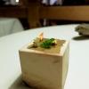 Miniature Wild 3: Cialda di mela e sedano, riduzione di aringa